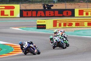 Christophe Ponsson, Gil Motor Sport - Yamaha, Eugene Laverty, RC Squadra Corse