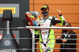 Adrian Huertas, MTM Kawasaki