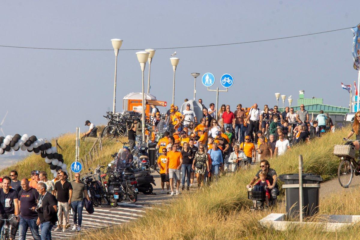 El ambiente en Zandvoort