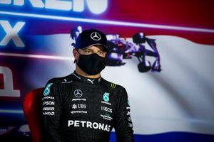 Valtteri Bottas, Mercedes in de persconferentie