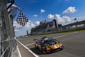 #61 Johan Kraan Motorsports, Lamborghini Huracan ST: Loris Spinelli, Max Weering