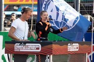 Armin van Burren und Davina Michelle
