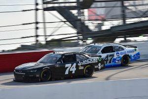 Carson Ware, Mike Harmon Racing, Chevrolet Camaro and Kyle Weatherman, Mike Harmon Racing, Chevrolet Camaro NWTF/Big Frig