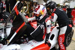 Sébastien Buemi, #8 Toyota Gazoo Racing Toyota GR010 - Hybrid Hypercar