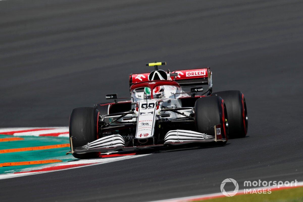 Antonio Giovinazzi, Alfa Romeo Racing C41
