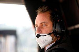 Kimmo Liimatainen, Team principal Audi Sport Team Rosberg