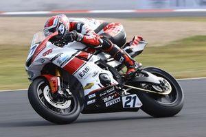 Randy Krummenacher, EAB Racing Team