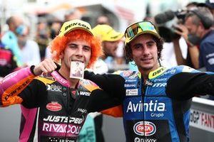 Andrea Migno, Rivacold Snipers Team, Niccolo Antonelli, Reale Avintia Moto3