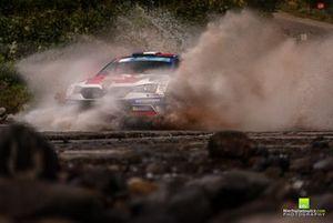 Ricardo Moura, António Costa, Skoda Fabia Rally2 evo