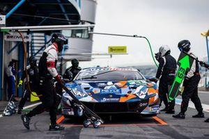 Mirko Bortolotti, T3-Motorsport Lamborghini Huracan Evo GT3
