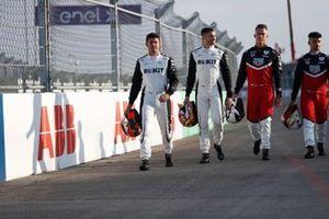 Norman Nato, Venturi Racing, Edoardo Mortara, Venturi Racing, Andre Lotterer, Porsche, Pascal Wehrlein, Porsche