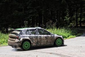 Skoda Fabia Rally2 2022