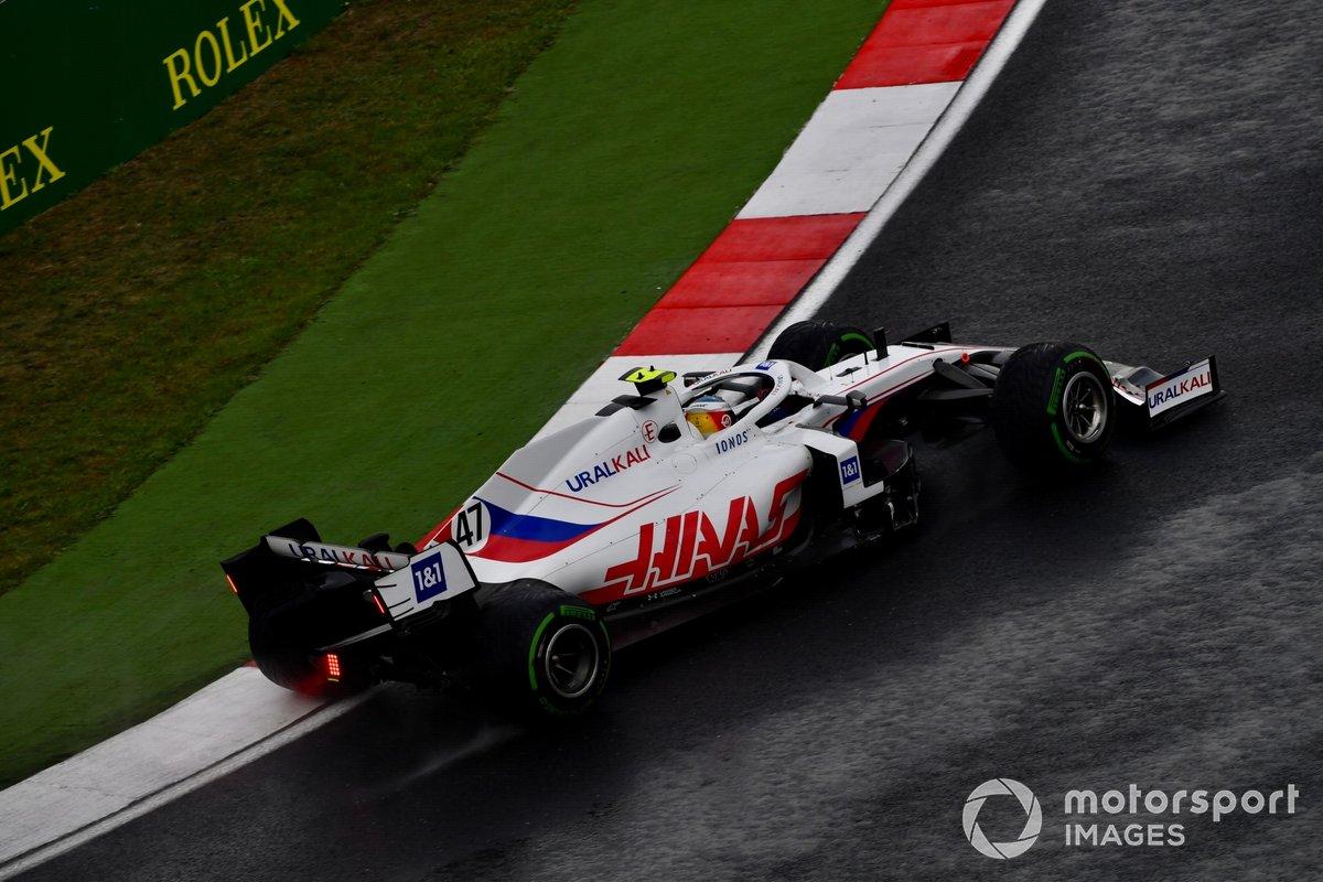 Mick Schumacher, Haas, 9 puan