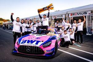 DTM-Champion 2021: Maximilian Götz, Haupt Racing Team