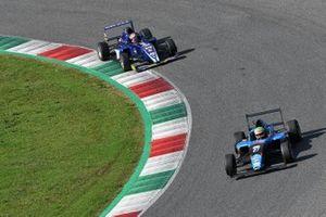 Jorge Garciarce Davila, Jenzer Motorsport e Nicolas Baptiste, Cram Motorsport