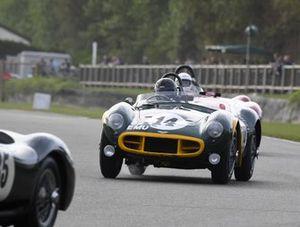 Trophée hommage à Freddie March, Mathias Sielecki Aston Martin DB3S