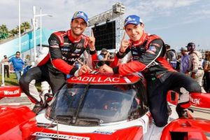 Race winner #31: Whelen Engineering Racing Cadillac DPi: Felipe Nasr, Pipo Derani