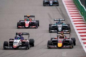 Zdenek Chovanec, Charouz Racing System Jonny Edgar, Carlin Buzz Racing Matteo Nannini, HWA Racelab David Schumacher, Trident