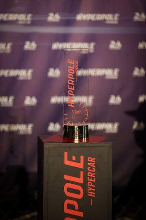 Le trophée de l'Hyperpole