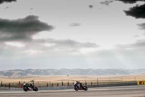 Jonathan Rea, Kawasaki Racing Team WorldSBK, Andrea Locatelli, PATA Yamaha WorldSBK Team