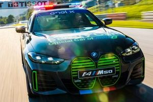 BMW i4 M50 Safety Car
