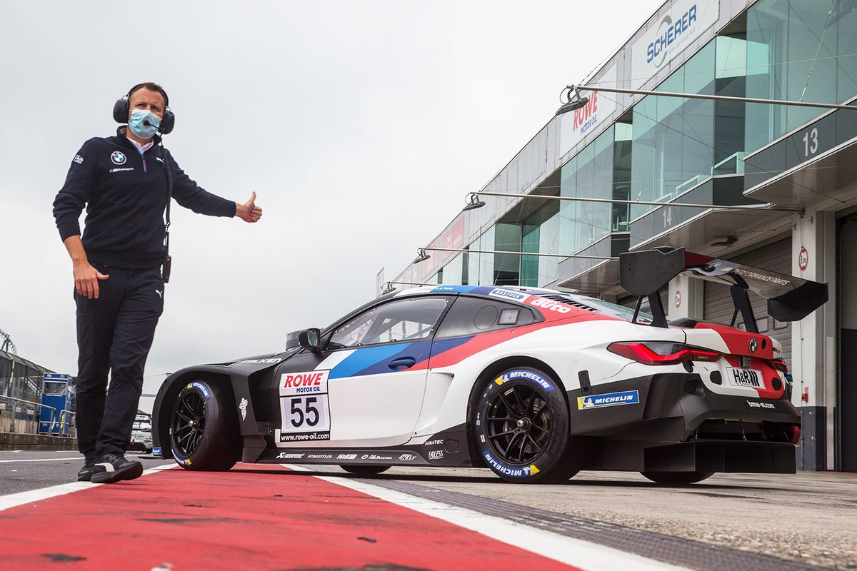 BMW M4 GT3: Philipp Eng, Augusto Farfus