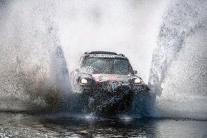 Krzysztof Hołowczyc, Łukasz Kurzeja, Mini JCW Rally