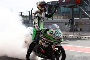 2. Tom Booth-Amos, Fusport - Rt Motorsports by SKM Kawasaki