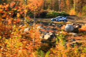 Gus Greensmith, Chris Patterson, M-Sport Ford WRT Ford Fiesta WRC