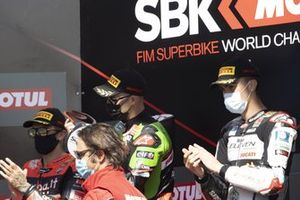 Scott Redding, Aruba.It Racing - Ducati, Jonathan Rea, Kawasaki Racing Team WorldSBK, Loris Baz, Team GoEleven