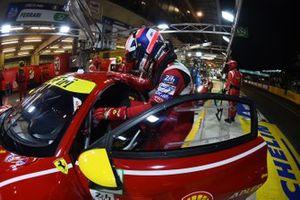Miguel Molina, #52 AF Corse Ferrari 488 GTE EVO LMGTE Pro