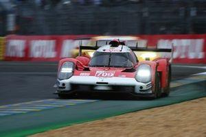 #709 Glickenhaus Racing Glickenhaus 007 LMH Hypercar, Ryan Briscoe, Richard Westbrook, Romain Dumas