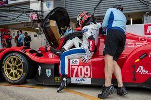 Ryan Briscoe, #709 Glickenhaus Racing Glickenhaus 007 LMH Hypercar