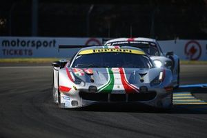 #54 AF Corse Ferrari 488 GTE EVO LMGTE Am di Thomas Flohr, Giancarlo Fisichella, Francesco Castellacci