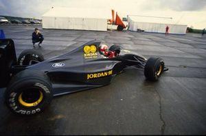 Jordan testing 1991