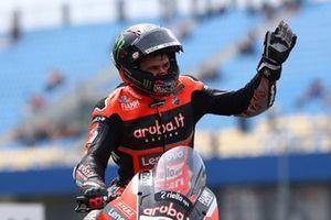 Second place Scott Redding, Aruba.It Racing - Ducati
