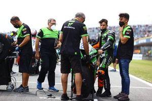 Leonardo Taccini, Orelac Racing VerdNatura, Dutch WorldSSP race1, July 24 2021