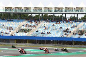 Michael Ruben Rinaldi, Aruba.It Racing - Ducati, Scott Redding, Aruba.It Racing - Ducati, Alex Lowes, Kawasaki Racing Team WorldSBK