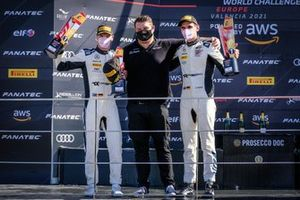 Podium : #6 Mercedes-AMG Team Toksport WRT Mercedes-AMG GT3: Luca Stolz, Maro Engel