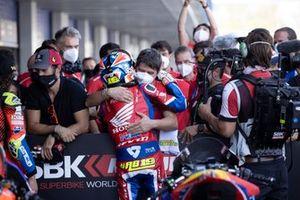 3. Alvaro Bautista, Team HRC