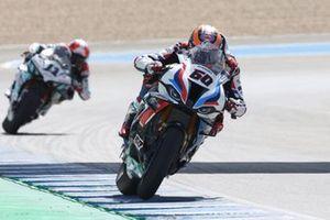 Michael van der Mark, BMW Motorrad WorldSBK Team, Loris Baz, Team GoEleven