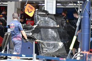 Red Bull Racing RB16B floor