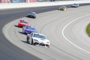 Colin Garrett, Sam Hunt Racing, Toyota Supra 11/11 Project, Landon Cassill, JD Motorsports, Chevrolet Camaro Voyager