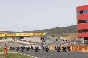 Start der Superbike-WM 2021 in Navarra