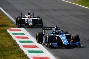Guanyu Zhou, Uni-Virtuosi Racing, Ralph Boschung, Campos Racing