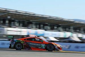 #76 Compass Racing Acura NSX GT3, GTD: Jacob Abel, Mario Farnbacher