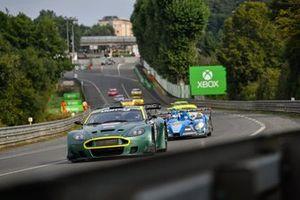 #57 Aston Martin DBRS9: Romain Belleteste, Geoffroy Peter