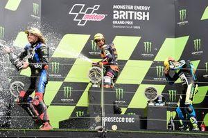 Remy Gardner, Red Bull KTM Ajo, Marco Bezzecchi, Sky Racing Team VR46, Jorge Navarro, Speed Up Racing