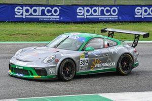 #369 Krypton Motorsport, Porsche 911 GT3 Cup: Francesco La Mazza, Giuseppe Nicolosi