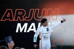 Podium: second place Arjun Maini, GetSpeed Performance